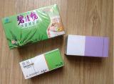 Celofán automático sobre el embalaje de la empaquetadora para el rectángulo del té