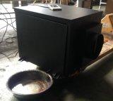 取付けられるプールの空気除湿器の天井