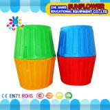 Jardin d'enfants en plastique de jouets d'enfants de bille de roulis de couleur de jeu d'amusement de jardin double (XYH-12083-10)