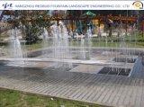Прямая линия фонтан