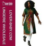 方法女性服のDashikiのアフリカの服(L51332-1)