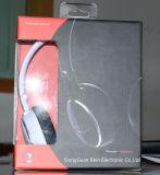 Auscultadores sem fio estereofónico de Bluetooth para a música (RBT-601-003)