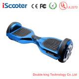 Iscooter neuer Entwurfs-elektrischer Roller-elektrische Mobilitäts-Roller-Chrom-Farbe