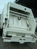 Sinotruk HOWO 4X2 후방 선적 압축 Grabage 트럭 16 Cbm