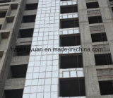 Ignifuger et tissu de fibres de verre de papier d'aluminium d'isolation thermique