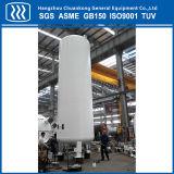 Бак для хранения СО2 LPG ДОЛГОТЫ жидкостного кислорода изоляции порошка вакуума с стандартом ASME