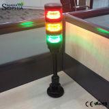 La qualité IP67 imperméabilisent la lumière de tour de signal de DEL 2 ans de garantie