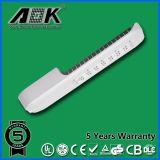 Cer RoHS mit Straßenlaterneder Fotozellen-wasserdichtem 20W 30W 40W 50W hohem Mini-LED der Leistungsfähigkeits-130lm/W