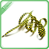Nuovo Flat Good Quality Custom Polyester Shoelace per Sport