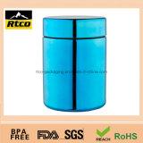 Recipiente plástico farmacêutico para cápsulas