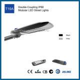 40W ~350W T19A Doppelt-Kupplung IP68 modulare LED Straßenlaterne