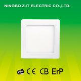 luz de painel quadrada do diodo emissor de luz 3W com o certificado do Ce do GS
