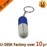 Mecanismo impulsor del flash del USB médico creativo de la cápsula/de la píldora (YT-1122L)
