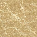 azulejo de suelo esmaltado por completo pulido de azulejo de la porcelana del material de construcción 600X600