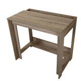mesa de escritório 3D de madeira de papel (WS16-0194, para a mobília home)
