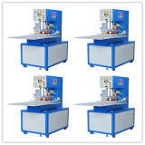 für Headphone Packaging, Two Working Station Turntable Pneumatic PVC Blister Welding und Melting Machine, Cer