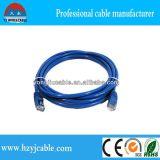 FTP Cat5e 근거리 통신망 케이블 4pr 24AWG 공장 케이블 가격 상해 Yiwu 공장 최고 질 CCA Cu