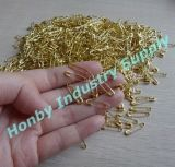 بالجملة 000# نوع ذهب يلوّن معدن [سفتي بين] لأنّ يعلّب بطاقة