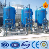 Ss304 Ss316の産業水処理の砂フィルター