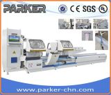 CNC Aluminium Double Head Cutting Saw High Efficiency für Windows