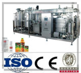 Chaîne de fabrication type et installation de transformation neuve de lait UHT à échelle réduite de condition