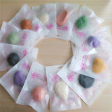 2015 Most Popular 100% Natural Vegetable Plant Konjac Sponge for Skin Care and Face Cleansing