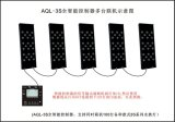 Aql 가득 차있는 스펙트럼 일몰 해돋이 LED 수족관 빛 공장 가격을 점화하는 가벼운 시리즈 Intellegent 수족관 LED