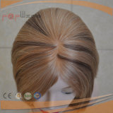 Chine Best Selling Cheveux Bangs juive casher Type de perruque juive Ksoehr Topper Toupee usine