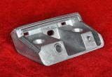 Di alluminio le parti della pressofusione della cremagliera del fondamento