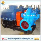 Verdeel Machine van de Pomp van de Irrigatie van de Landbouw van de Elektrische Motor van de Dieselmotor van de Pompen van het Geval horizontaal de Gedreven