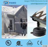 Temperatur-Selbstregelndes Heizkabel für enteisendes Roof&Gutter (16W/m)