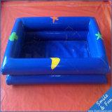 Piscina inflável para barco e parque