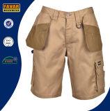 人の綿のマルチポケットWokingのショートパンツ