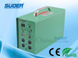 Vente Suoer Hot Système Solaire 12V 7ah Solar Power Générateur Meilleur Prix Solar Power Supply avec Built-in Grande Batterie (ST-A02)