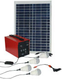 Nécessaires d'éclairage de panneau solaire