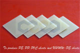Plaque rigide de pp avec un point de fusion plus élevé