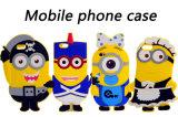 Caisse différente de téléphone de silicones de pirate de subordonnés de papa pour l'iPhone 6