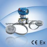 Transmisores de presión diferenciada de gran viscosidad con el borde