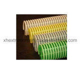 Extrudeuse en plastique personnalisée pour la chaîne de production spiralée de boyau de PVC