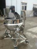 Cuiseur industriel revêtu de mélangeur d'acier inoxydable