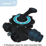 """"""" válvula superior da montagem 1.5 para o filtro do plástico da piscina"""