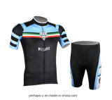 Hommes, impression, vêtements cyclistes, rapidement, sécher Fitness Wear Wear Athletic