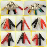 clip de batterie de gaine de PVC du clip 20A/agrafe de cuivre (Rj-Y1027)