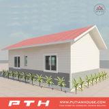 가벼운 강철 임시 주거 생존을%s Prefabricated 작은 별장 집