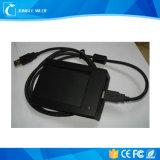 세륨, FCC, RoHS 의 휴대용 칩 UHF Lf Hf RFID 신용 카드 독자