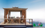 Outdoor Hotel Morden Furniture Waterproof Gazebo Canopy Bed Summer House