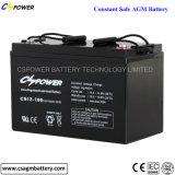 Batteria acida al piombo 12-7 (12V7Ah) dell'UPS di approvazione del CE