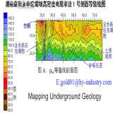 좋은 의견 지질 탐광 지하수 탐지, 물 측정기