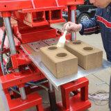 Brique de verrouillage /Block de saleté d'argile faisant la machine