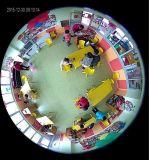 Камера IP беспроволочного степени полная HD шарика 360 WiFi франтовского с двухсторонней видеокамерой цифров характеристики аудиоего и записи 128g миниой